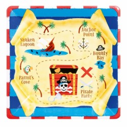PIRATES AND THE TREASURE MAP PLUS