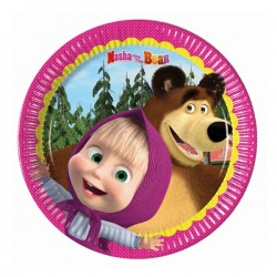 MASHA AND THE BEAR PARTY KIT PLUS