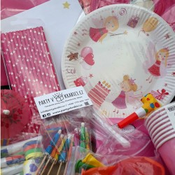 Magical party kit with FAIRIES PLUS