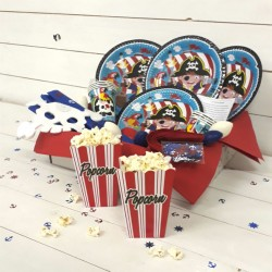 LITTLE PIRATE PARTY KIT