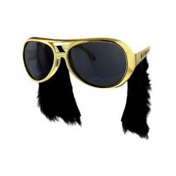 Brýle Elvis s licousy