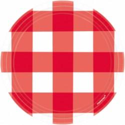 Piknik talíře 8ks