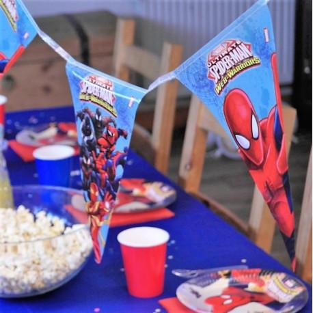 Party set na téma Spiderman