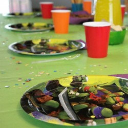 NINJA TURTLES PARTY KIT