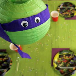 NINJA TURTLES PARTY KIT PLUS