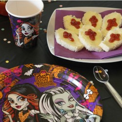 MONSTER HIGH party set PLUS