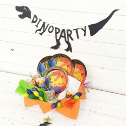 DINOSAURS PARTY KIT