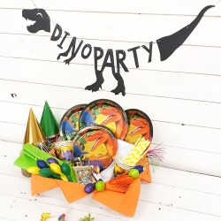 DINOSAURS PARTY KIT PLUS