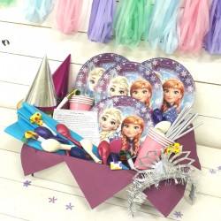 FROZEN PARTY KIT PLUS