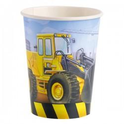 DIGGER paper cups